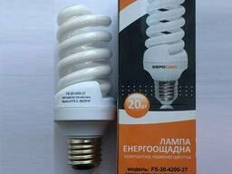 Лампа энергосберегающая FS-20-4200-27 Evrosvet