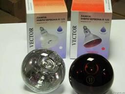 Лампа інфрачервона R 125 модель E-27