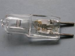 Лампа кгм-12-100, 12В 100Вт, 12v 100w, кгм12-100, лампа кинопроектора Русь