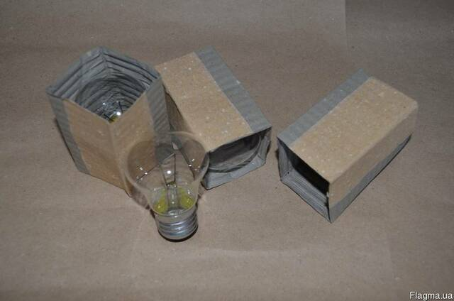 Лампа накаливания 12 Вольт, 60 Вт