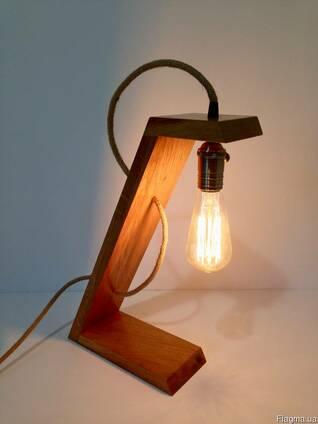 Лампа Straight Line