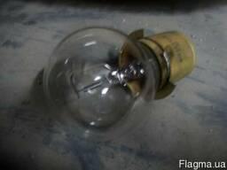 Лампочки прожекторные, лампочки автомобильные А24-32/4