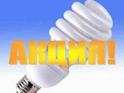 Акция лампы энергосберегающие