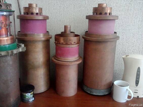 Лампы генераторные ГУ23А, ГУ-66А, ГУ-68А