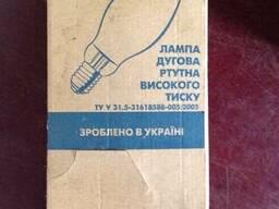 Лампы ртутные ДРЛ 400 Е 40