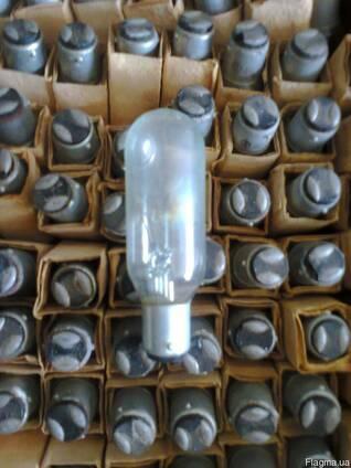 Лампы судовые автомобильные Ц . ОП