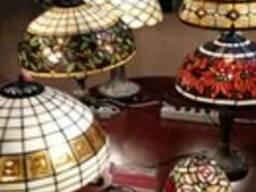 Лампы тиффани в ассортименте и под заказ в симферополе, крым