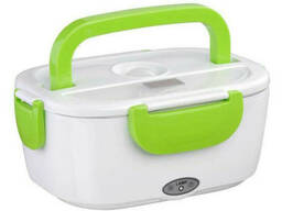 Ланч-бокс с подогревом Lunch heater box 12v, зеленый