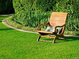 Ландшафтная декоративная искусственная газоная трава