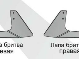 Лапа-бритва КРН
