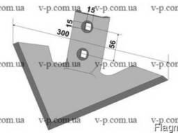 Лапа культиватора FLEXI-COIL 330 мм, s-6 мм.