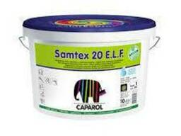 Латексная краска для стен и потолка Caparol Samtex 20 ELF 10