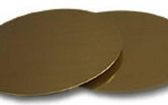 Латунная мембрана для предохранительного клапана насоса УНБ-