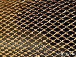 Сетка тканая латунная Л-800, 45-0, 2100 см