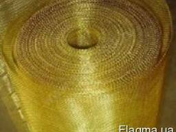 Сетка тканая латунная БрОФ6, 5-0, 4/Л-800, 063-0, 04100 см