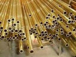 Латунная труба 16х1 Л63