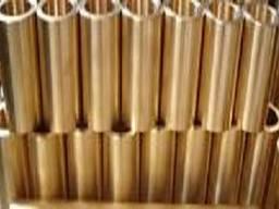 Латунные втулки, заготовки