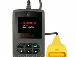 Launch Creader 6 (ENG )— Автосканер, прибор для чтения и стирания кодов неисправностей