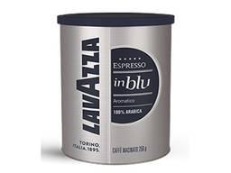 Lavazza Espresso In Blu молотый кофе 100% арабика