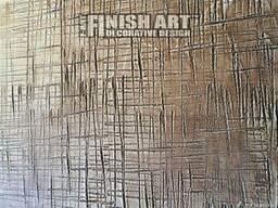 Лайнс (Драпе, Декоративные линии)- декоративная штукатуркa