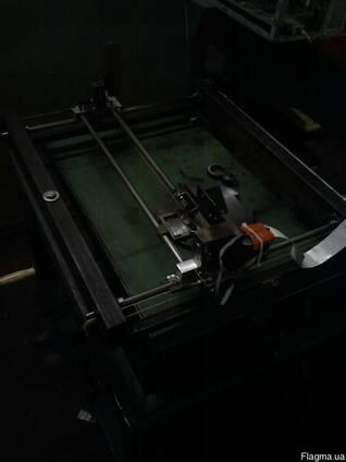 Лазер СО 65Вт -гравирования и резки ткани, картона, пластика