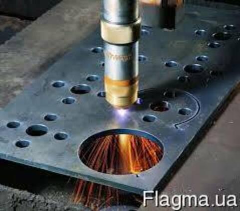 Лазерная резка листовой стали (черной, н/ж) на станках с ЧПУ