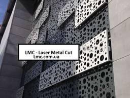 Лазерная порезка, гибка, порошковая покраска металла