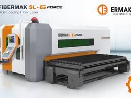 Лазерная машина Ermaksan G-Force