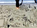 Лазерная резка и гравировка различных изделий из фанеры и акрила. - фото 1