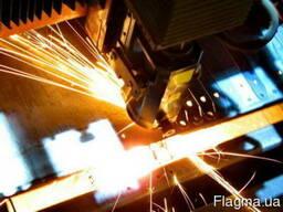 Лазерная резка металла и гибка металла ТПК Техдизайн