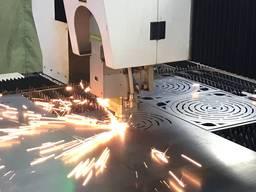 Лазерная резка металла, лазерная резка трубы