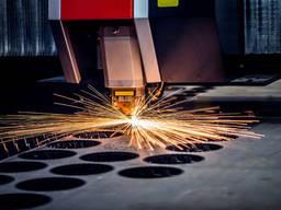Лазерная резка металла в Запорожье