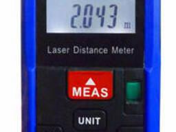 Лазерный дальномер FLUS FL-80 (рулетка 80 метров)
