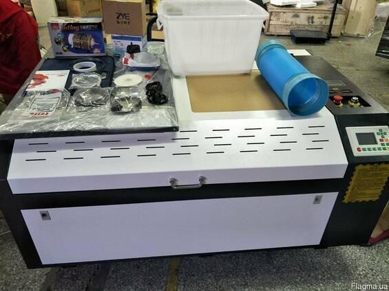 Лазерный гравёр станок Ruida 9060 80 вт