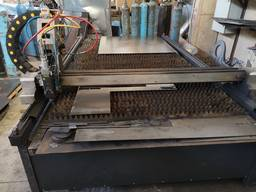 Лазерный станок ЧПУ для резки металла 1КВт, Лазер - фото 2