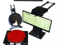 Лазерный стенд развал- схождения Vision