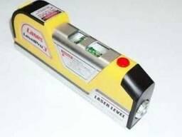 Лазерный уровень Laser Level Pro 3 для дома с рулеткой
