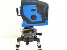 Лазерный уровень TDB-12(голубой луч) 3D, 12 линий, 360°