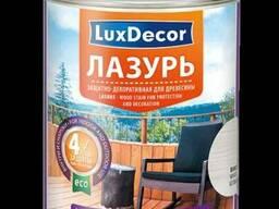Лазурь LuxDecor пропитка, краска 0,75 л