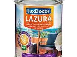 Лазурь LuxDecor пропитка, краска 2,5 л