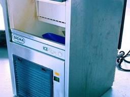 Льдогенератор барный Brema CB 246A б/у на 24 кг/сут кубиково