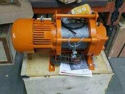 Лебедка электрическая KCD 600 кг 380В