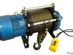 Лебедка электрическая KCD - photo 1