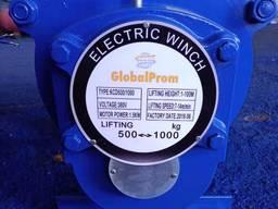 Лебедка электрическая KCD