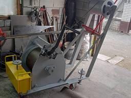 Лебедка элеваторная ЛЭ-150 от производителя.