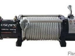 Лебедка Escape 12000LBS-X [5443 кг] 12V