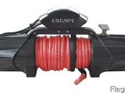 Лебедка Escape 12000LBS X-B [5443 кг] 12В c тросом синтетиче