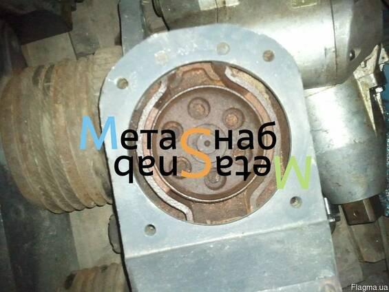 Лебедка ЛЭФ-500 (редуктор, без электродвигателя).
