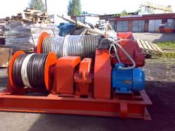 Лебедка маневровая ЛЭМ-10 электрическая лебедка ЛЭМ-10 новая