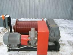Лебедка ЛМ-5 электрическая монтажная лебедка ЛМ-5 новая